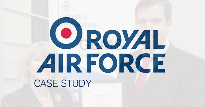 RAF Training Case Study