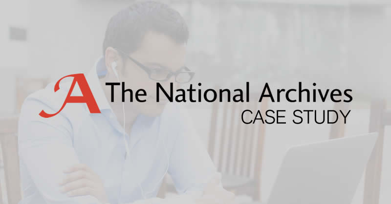 The National Archives eLearning Case Study