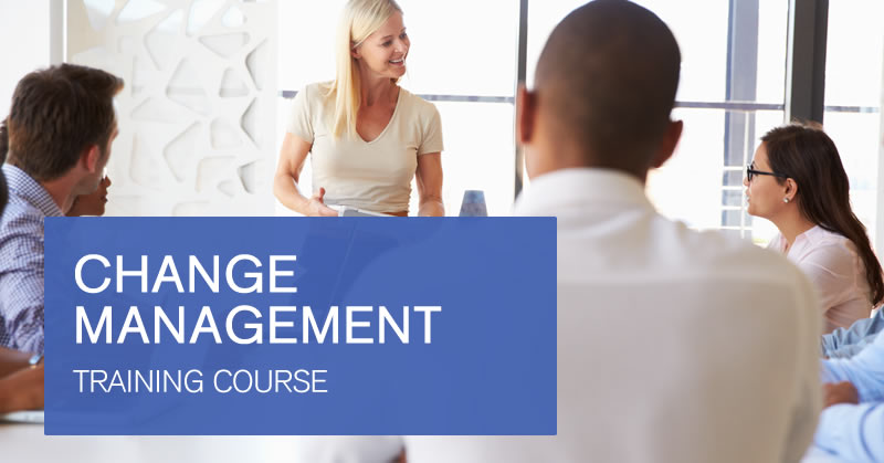 Classroom Change Management Training Course