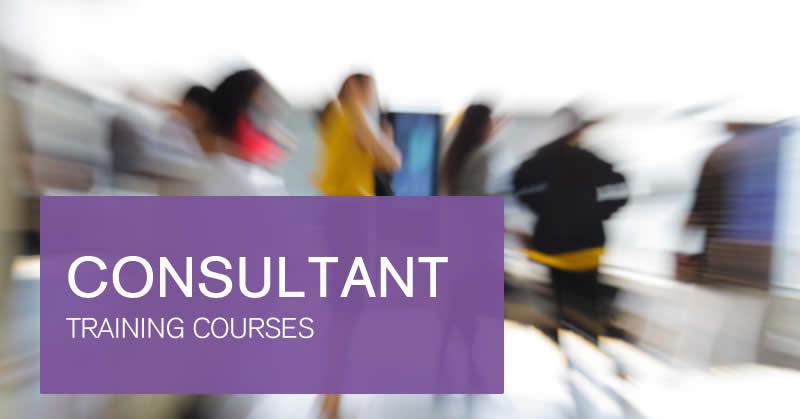 Consultant training courses
