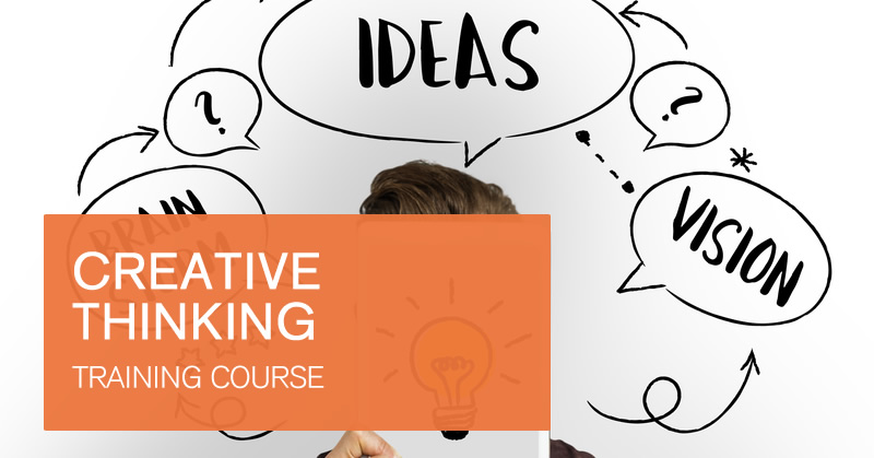 Online Creative Thinking course