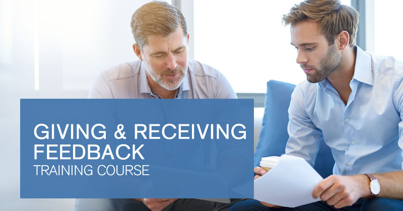 Giving and Receiving Feedback online training course