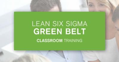 Online Green Belt Course