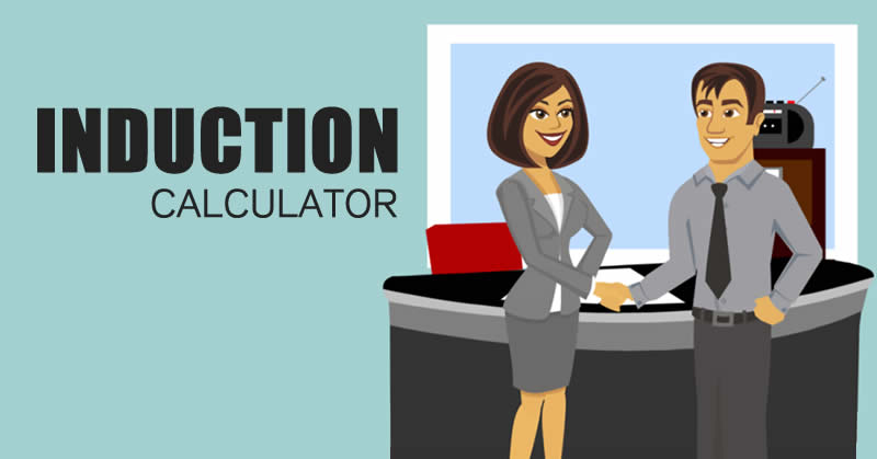 Induction Calculator