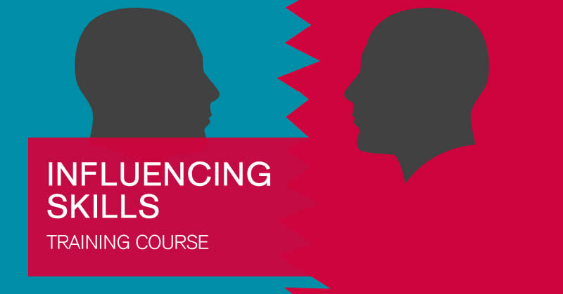 Online Influencing Skills training course