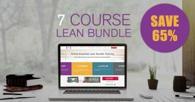 Online Lean Course Bundle