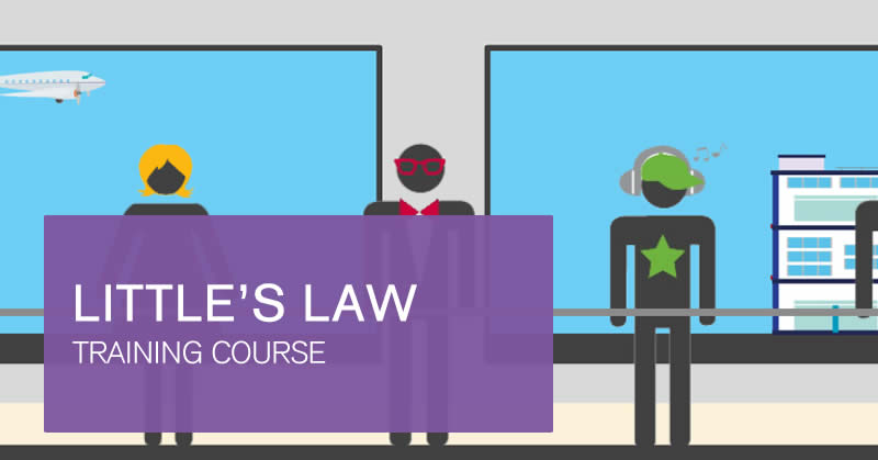 Online Lean Littles Law training course