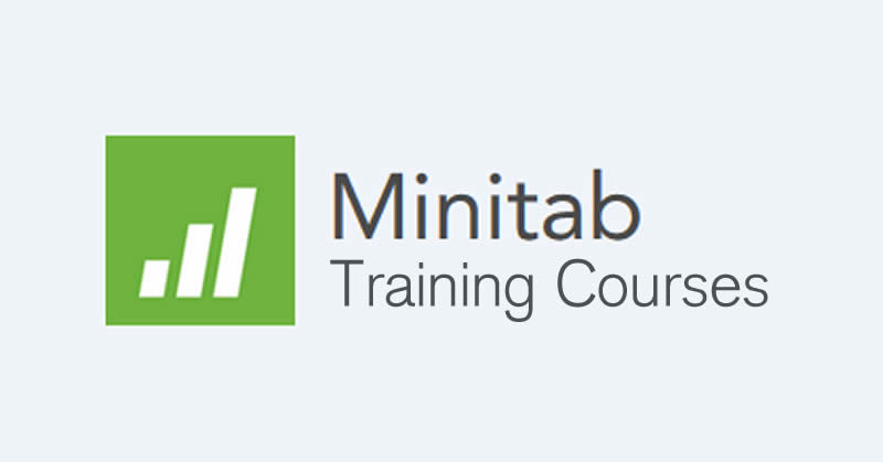 Minitab training courses