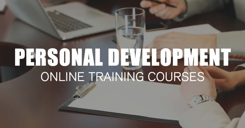 Online Personal Development Training Courses | 100% Effective