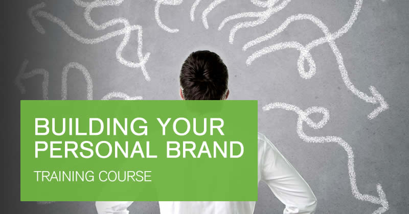 Online training course building your personal brand