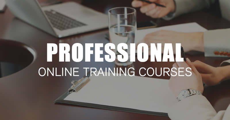 Online Professional Training Course Bundle