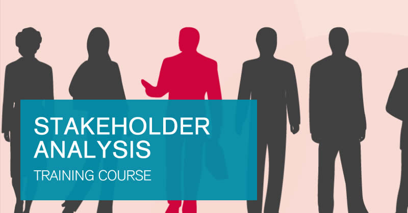 Online Stakeholder Analysis training course