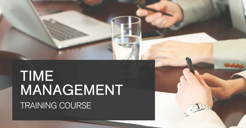 Time Management Online Training Course