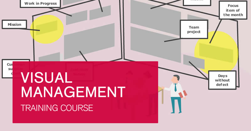 Visual Management eLearning training course