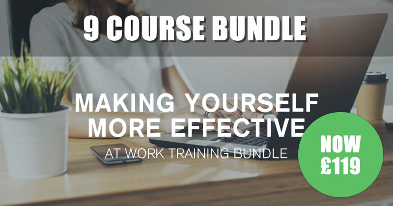 Being Effective at Work Bundle