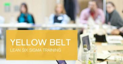 Online Lean Six Sigma Yellow Belt training course