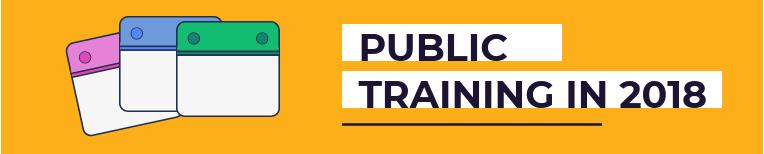 public training 2018