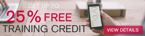 Free credit training bank